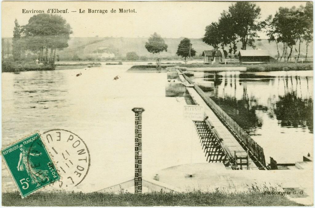 205 Barrage