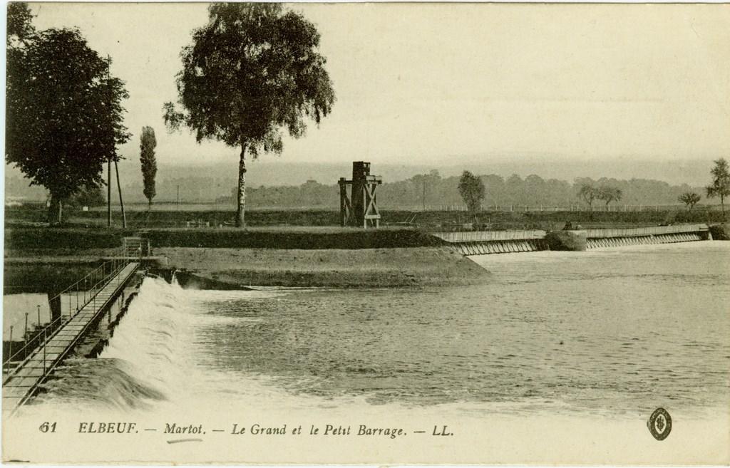 206 Barrage