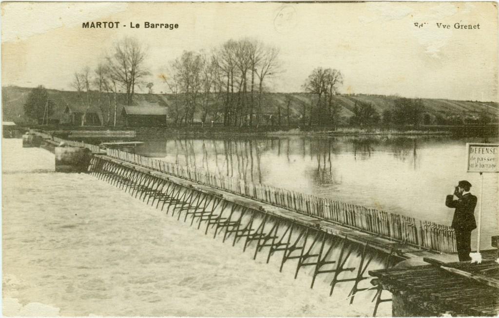 211 Barrage